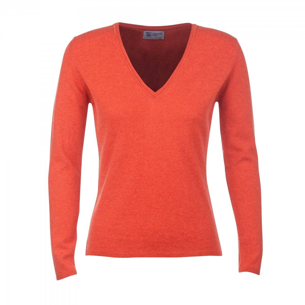 Lady 100% cashmere sweater