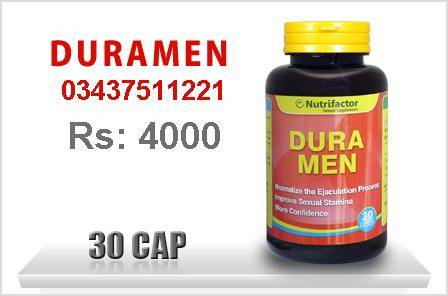 duramen increase sexual stamina (USA) 30 caps 03437511221