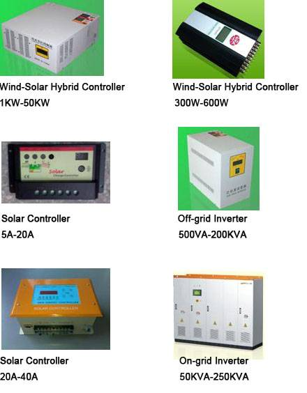 Charge Controller (Inverter Series)