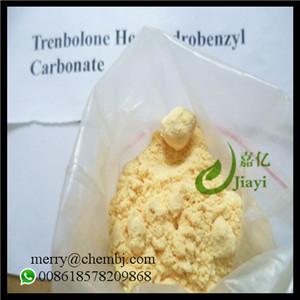 Trenbolone Hexahydrobenzyl Carbonate for Bodybuilder
