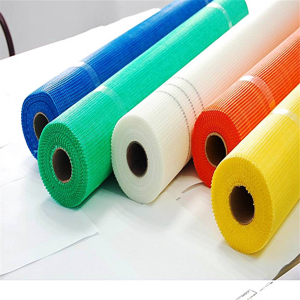 High Strength Alklai Resistance Fiberglass Mesh Cloth for Wall Materials
