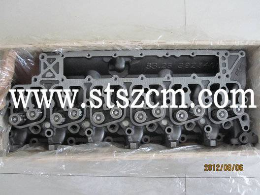 PC300-8 engine cylinder head 6745-11-1190,komatsu excavator spare parts
