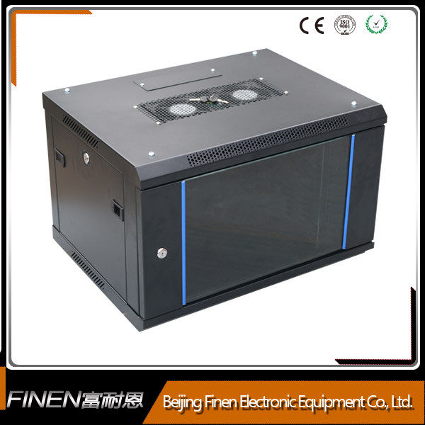 FINEN Top Selling E03 model Wall mount server rack 4u 6u 9u 12u 15u 18u