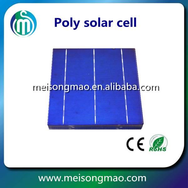 Cheap price solar cell polycrystalline silicon solar cell price panel solar cell