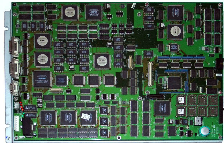 qss 2901 image processing pcb