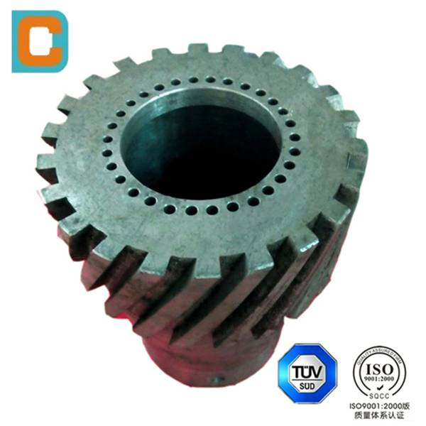 alloy steel casting heat resistant parts for heat treatment