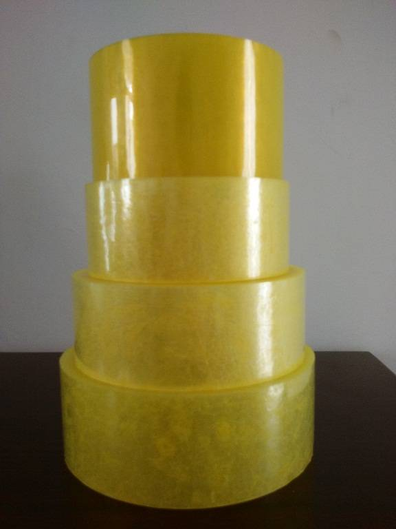 yellowish color packing tape