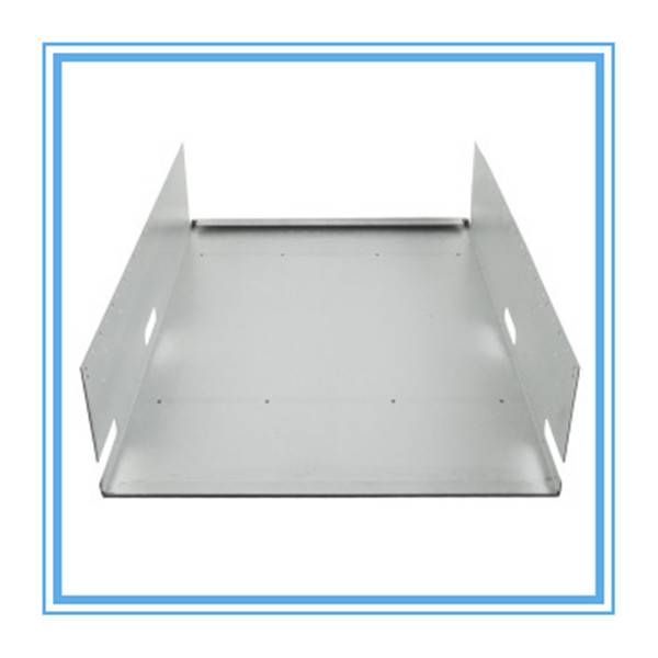 Stamping Sheet Metal Fabrication Part with Zine-plated Surface Finish