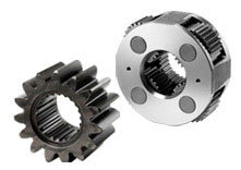 Hyundai Excavator Gears - Complete range for Hyundai parts, Directly from Korea