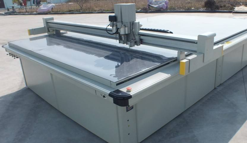 Honeycomb Vcut Xboard Cutter Machine