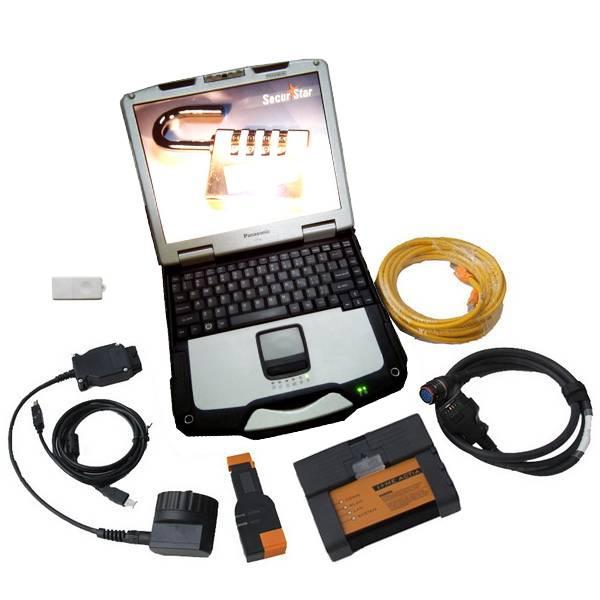 BMW ICOM A2 With Panasonic CF30 Laptop 2016-07