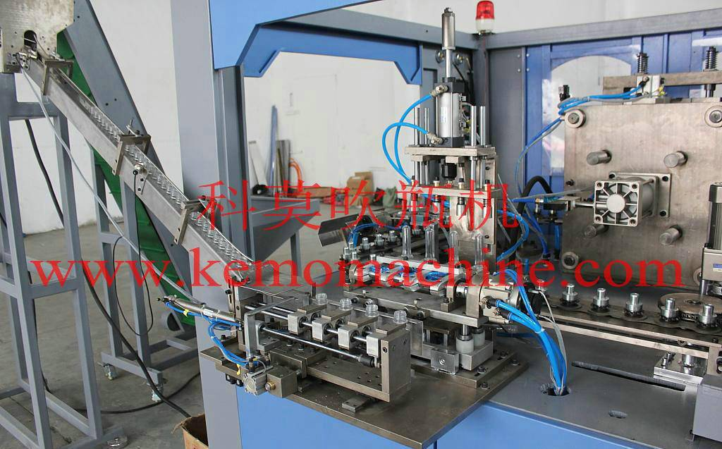 4 cavity full automatic PET Bottle Blowing Machine