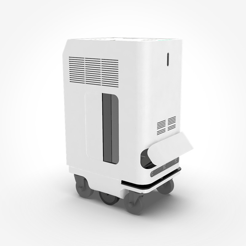 UVC LED Disinfection Robot