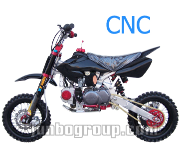 CNC Alloy Frame Pit Bike with FASTACE-02 Front Suspension