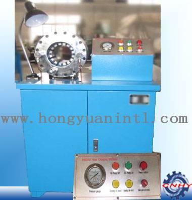 "2"" Hose press swaging machines"