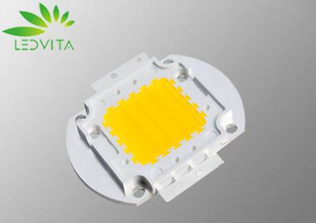 High power integrated LEDs Array