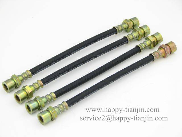 Hydraulic air brake hose