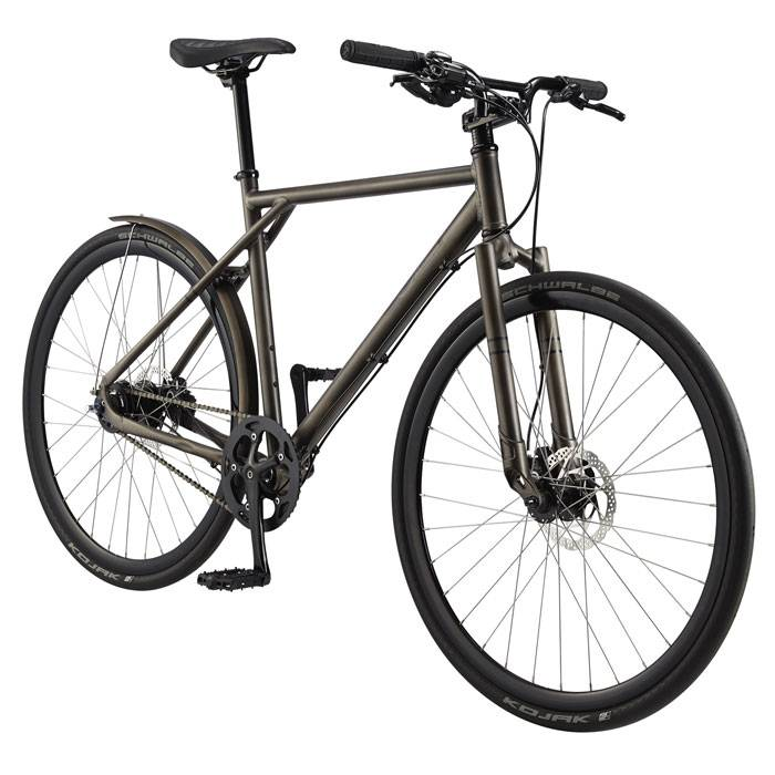 GT Eightball 700c 8-Speed City Bike - 2015