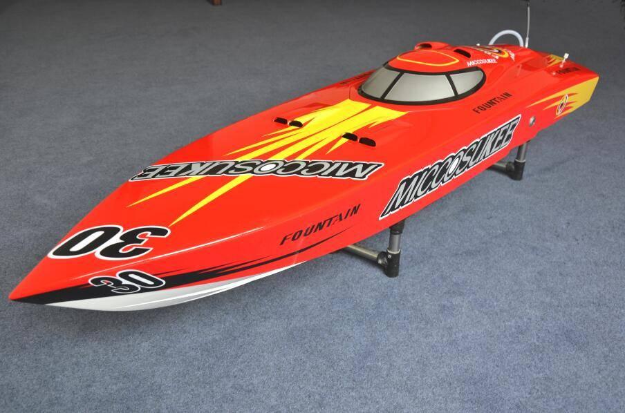 51'' 26cc G26I P1Gasoline Racing RC Boat Model