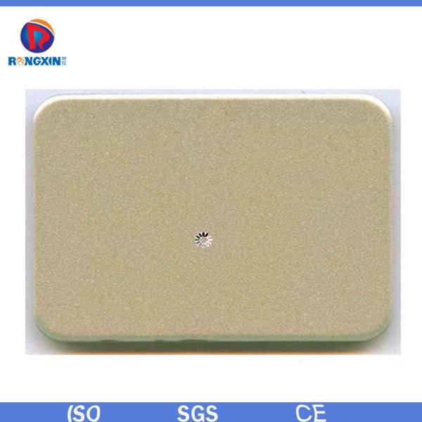 Rongxin pvdf acp sheet