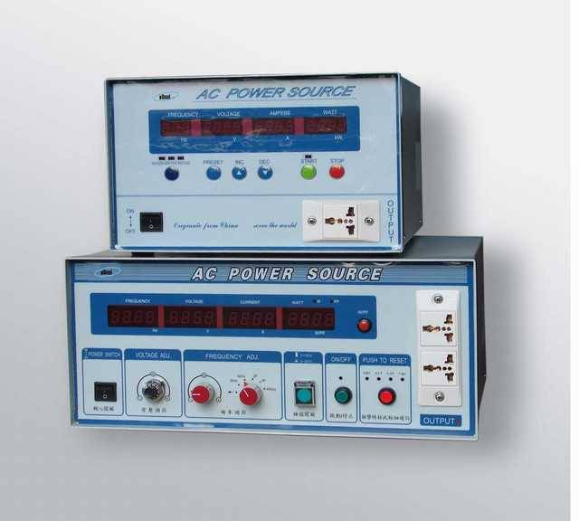 VFP-S Variable Frequency AC Power Supply