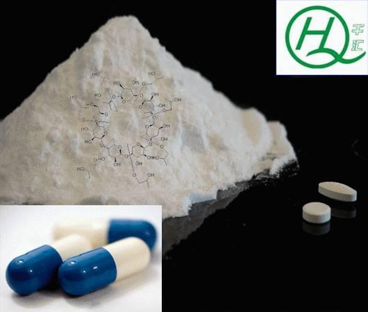 7585-39-9 beta cyclodextrin CP2010 USP35 food additives improve solubility feed grade medicine raw m