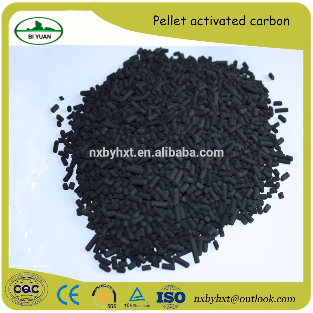Coal Based pellet Columnar Activated Carbon