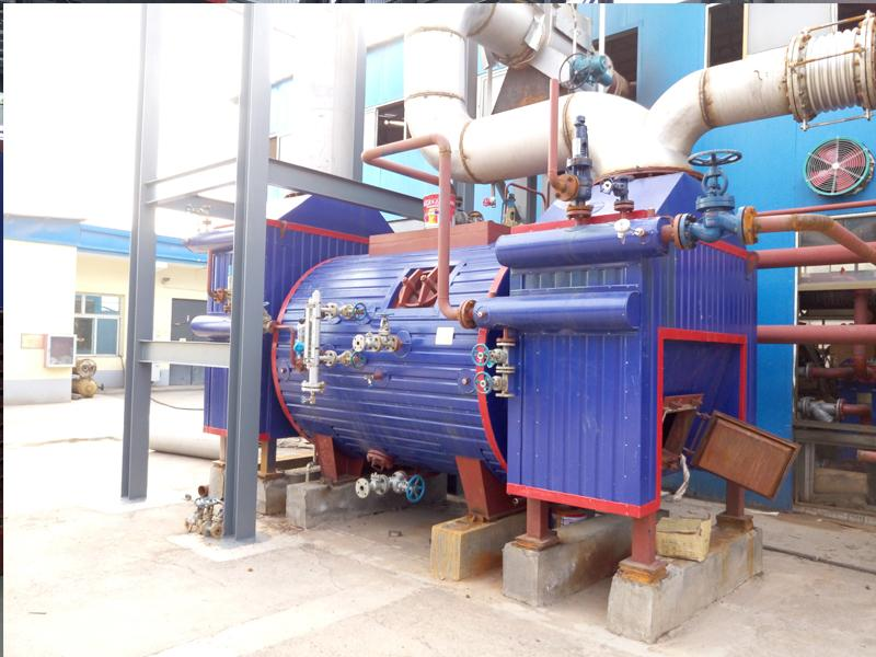 Power Plant Exhaust Gas Steam Boiler Waste Heat Power Generating Boiler