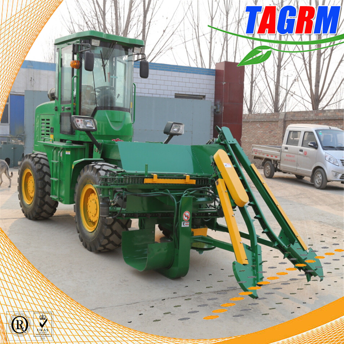 SH15 sugarcane harvester, sugarcane cutter, sugarcane harvesting machine
