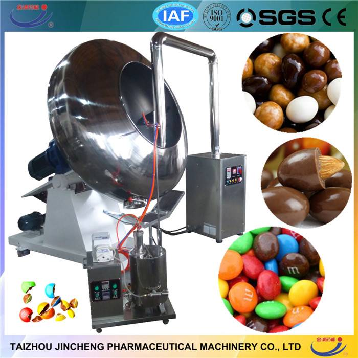 Peanut sugar coating machine price