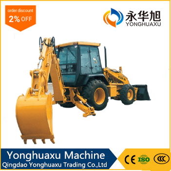 Compact Mini Articulated Small Shovel Wheel Loader with Ce