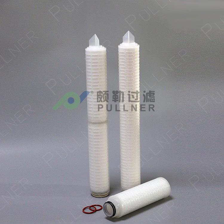 Sample Provide PP Pleated Filter Cartridge