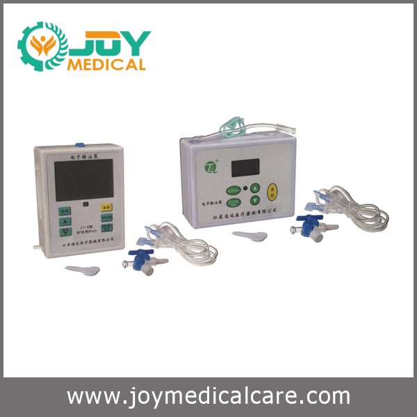 Medical electronic infusion pump