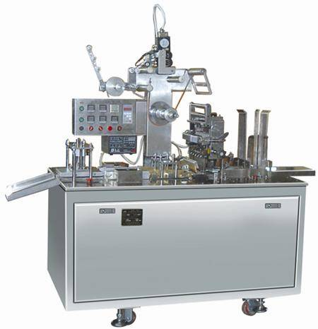 2002 Type Adjustable Cellophane 3D Overwrapping Machine