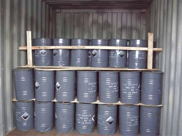Zinc Chloride Battery Grade 98%min