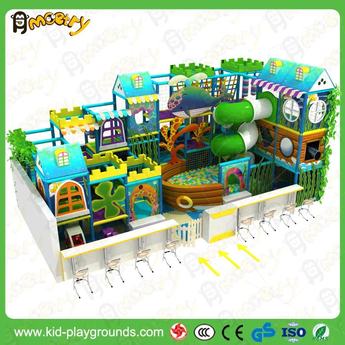 Kids Favourite Indoor Play Structure /soft play structures