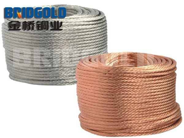 China Producer round copper braids ISO9001