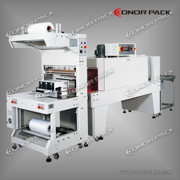 semi-automatic shrink wrap machine