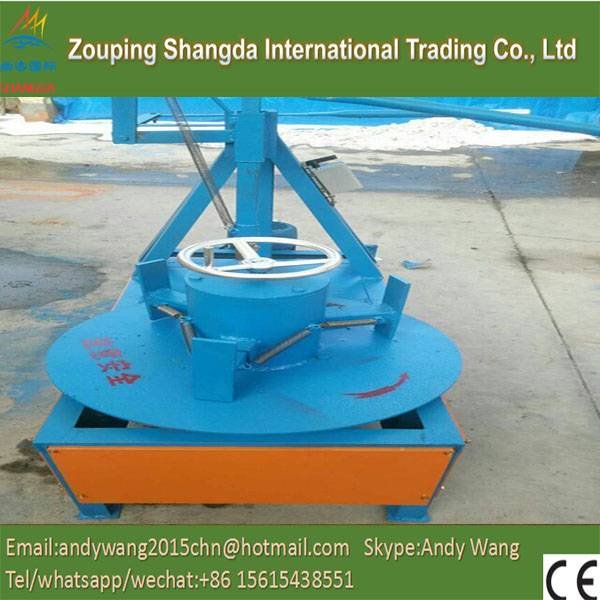 Used Tyre Ring Cutter/Tyre Recycling Plant