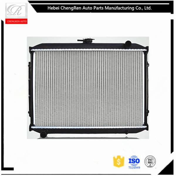 Auto radiator/aluminum heat exchanger for SG Plutus Pickup
