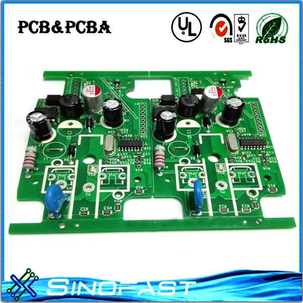 One-stop service PCB and assembly all here