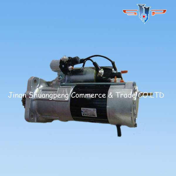 China spare parts gear-reduction starter