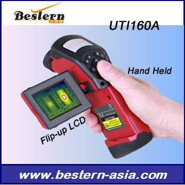UTI160A: Thermal Imager for Industrial, Building Inspecting