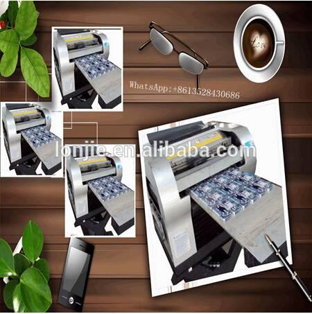 universal LOGE plastic U disk Printing machine A2 size for sale