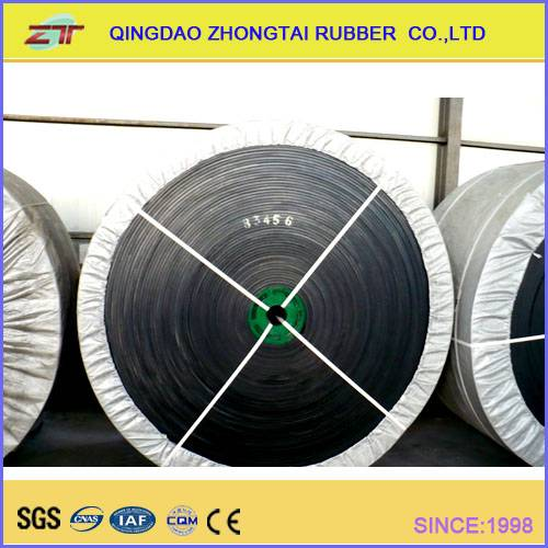 Acid/alkali Resistant Nylon Rubber Conveyor Belt