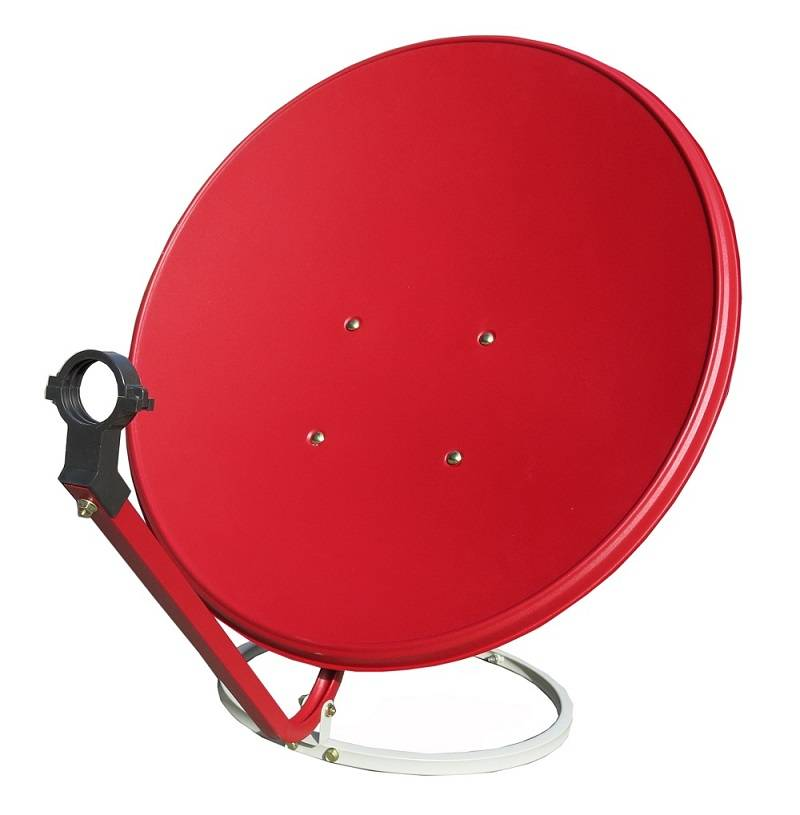 TDT ku-band 45cm satellite dish antenna with low price and high quality