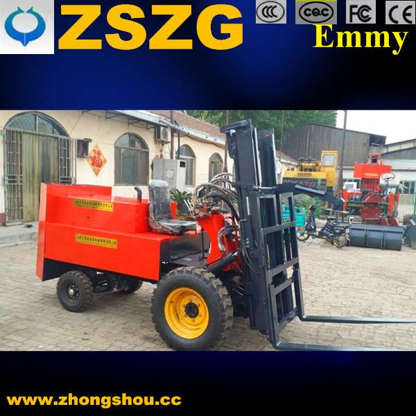 China Shandong 2.0Ton Forklift Truck for Promotion