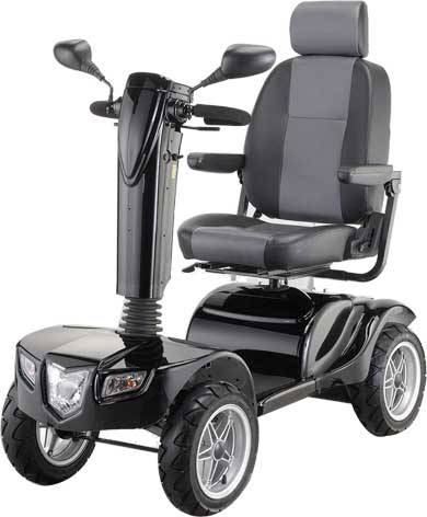 Mobility Scooter - GMP-MS6F