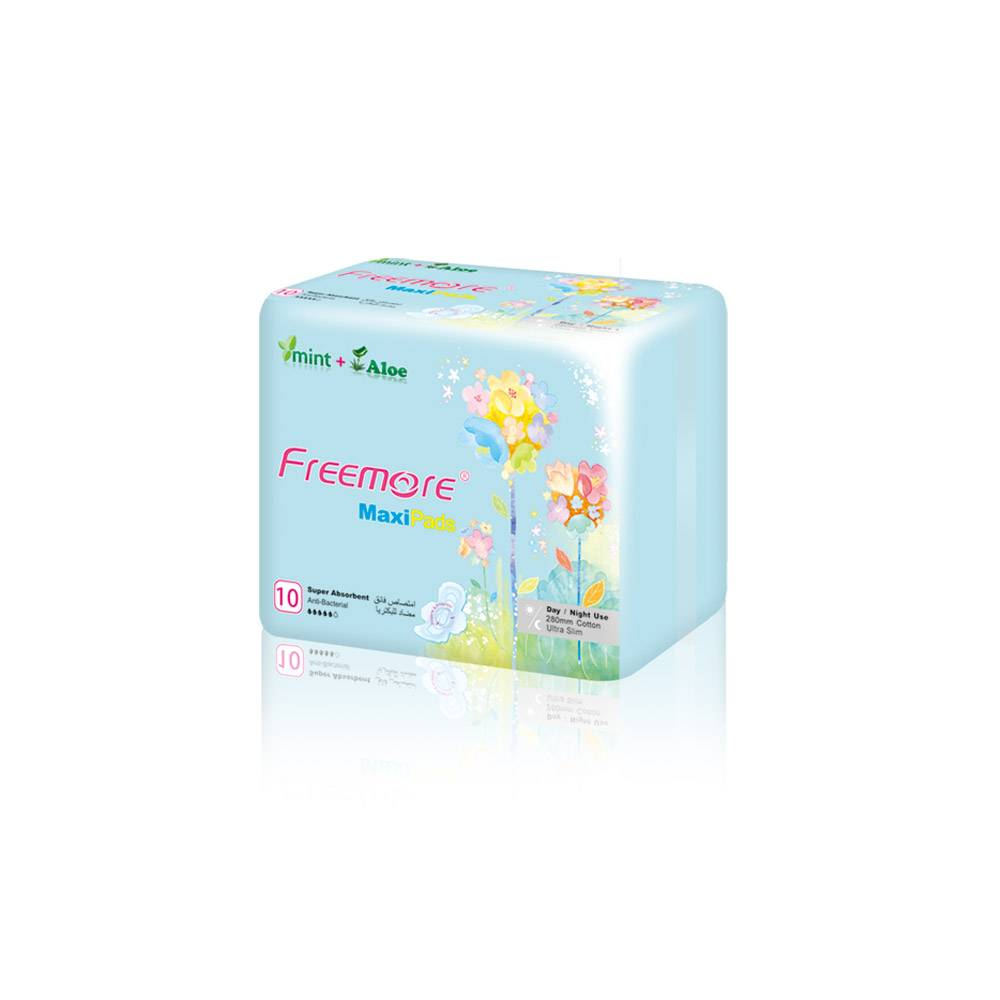 FPC8208 Slim Series Organic Hygiene Products Best OEM Wholesale Disposable Sanitary Napkins