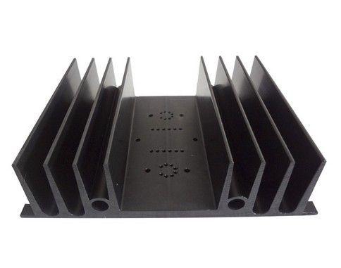 professional AL6063 - T5 Heat Sink Aluminum Profiles ISO14001:2004